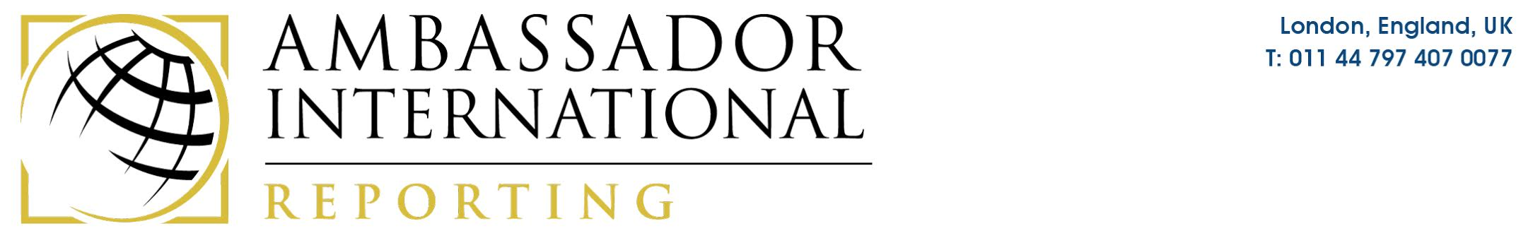 Ambassador International Reporting, Ltd.